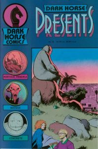 Dark Horse Presents #12 (1987)