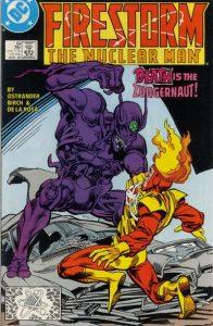 Firestorm the Nuclear Man #69 (1987)