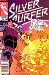 Silver Surfer #5 (1987)