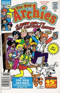 The New Archies #1 (1987)