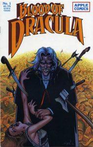 Blood of Dracula #1 (1987)