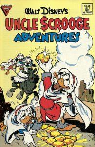 Walt Disney's Uncle Scrooge Adventures #1 (1987)