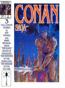Conan Saga #7 (1987)