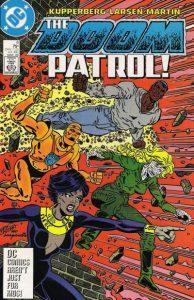 Doom Patrol #6 (1987)