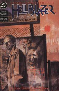Hellblazer #3 (1987)