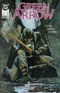 Green Arrow #2 (1987)