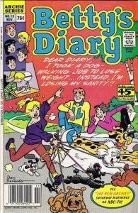 Betty's Diary #13 (1987)