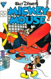 Mickey Mouse #233 (1987)