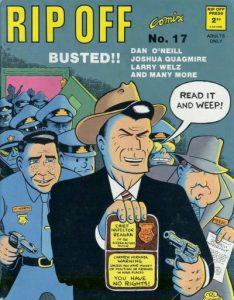 Rip Off Comix #17 (1987)