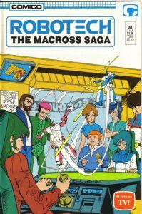 Robotech: The Macross Saga #24 (1987)