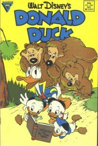 Donald Duck #260 (1987)