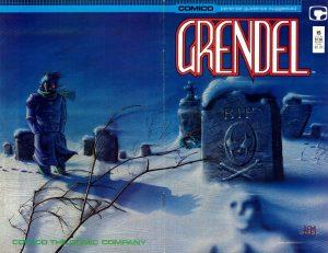 Grendel #15 (1987)