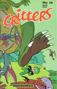Critters #19 (1987)