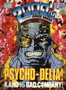 2000 AD #553 (1987)