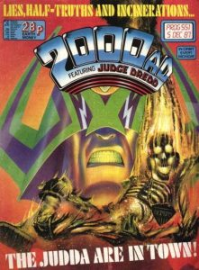 2000 AD #551 (1987)