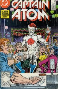 Captain Atom #13 (1987)