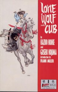 Lone Wolf and Cub #8 (1987)