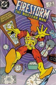 Firestorm the Nuclear Man #70 (1987)