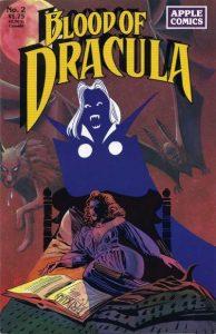 Blood of Dracula #2 (1987)