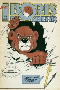 Boris the Bear #14 (1987)