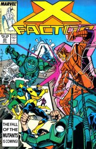 X-Factor #23 (1987)