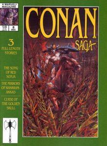 Conan Saga #8 (1987)