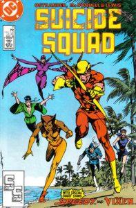 Suicide Squad #11 (1987)