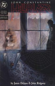 Hellblazer #4 (1987)