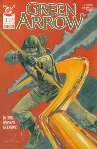 Green Arrow #3 (1987)