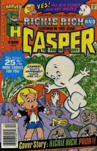 Richie Rich and [...] #2 (1987)