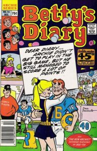 Betty's Diary #14 (1987)