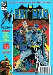 Batman Monthly #14 (1988)