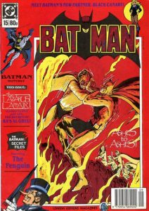 Batman Monthly #15 (1988)