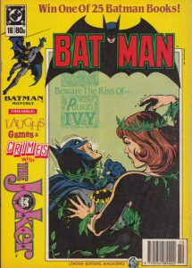 Batman Monthly #16 (1988)