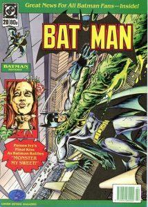 Batman Monthly #20 (1988)