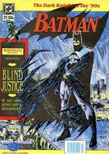 Batman Monthly #21 (1988)