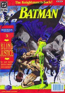 Batman Monthly #23 (1988)