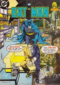 Batman Monthly #4 (1988)