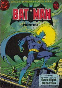 Batman Monthly #5 (1988)