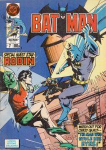 Batman Monthly #7 (1988)