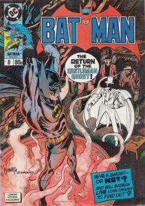 Batman Monthly #8 (1988)