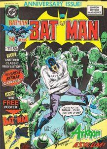 Batman Monthly #11 (1988)