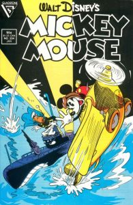Mickey Mouse #234 (1988)