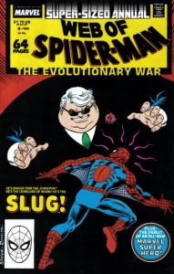 Web of Spider-Man Annual #4 (1988)