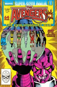 Avengers Annual #17 (1988)
