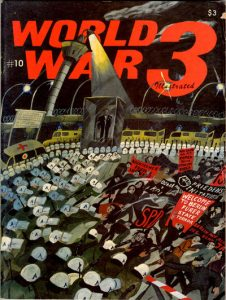 World War 3 Illustrated #10 (1988)