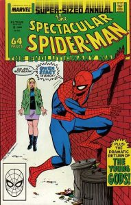 The Spectacular Spider-Man Annual #8 (1988)