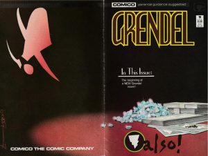 Grendel #16 (1988)