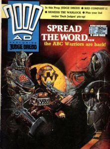 2000 AD #556 (1988)