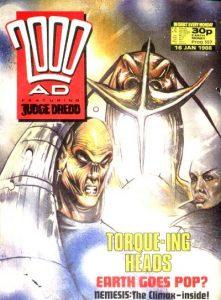 2000 AD #557 (1988)